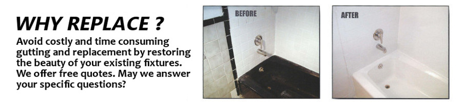A Plus Tubs - Ceramic tile refinishing products
